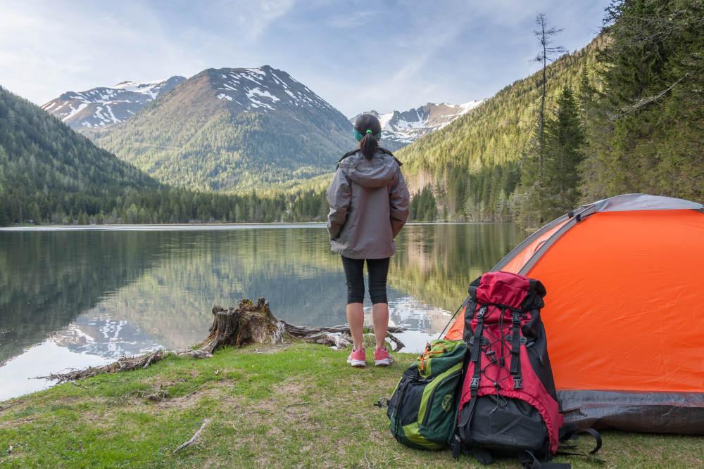 Zum downloaden, die kostenlose Campingurlaub Checkliste.