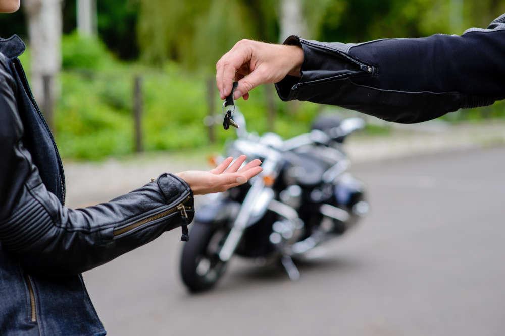 Motorradkauf: Als PDF die kostenlose Checkliste