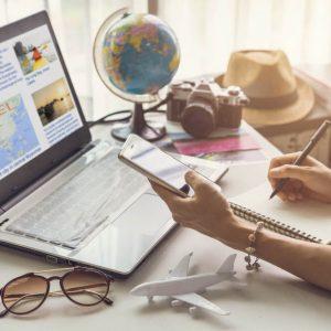Als kostenloses PDF: die Reisecheckliste