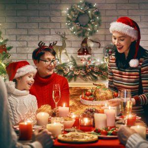 Weihnachten feiern ohne Stress
