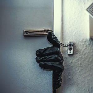 Die Einbruchsicherheit des Hauses steht an erster Stelle