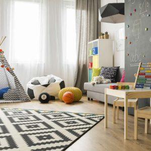 Kinderzimmer gestalten ganz einfach