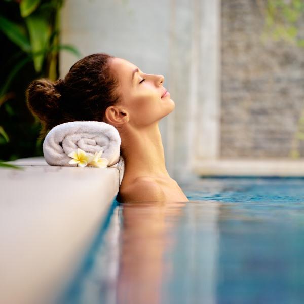 Entspannen Sie sich mit der Checkliste Wellnessreise