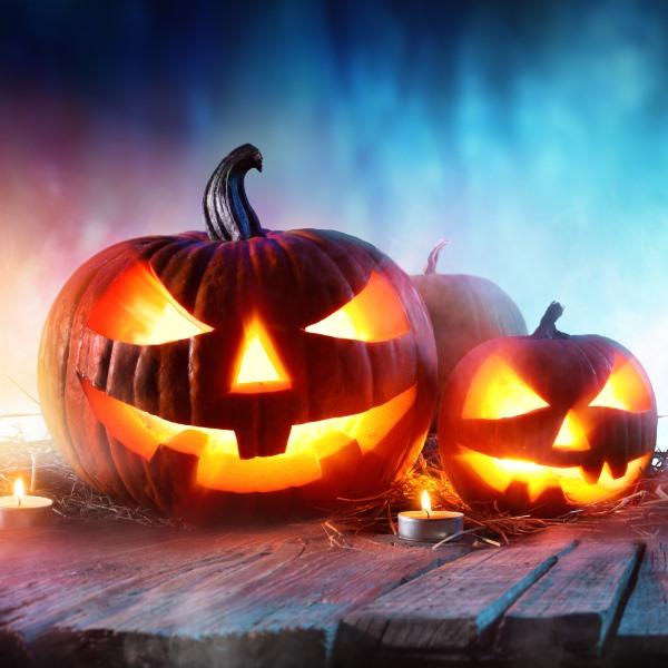 Halloween Deko für die Party