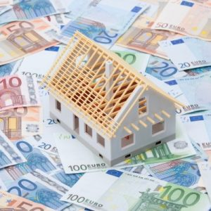 Hausfinanzierung Symbolbild