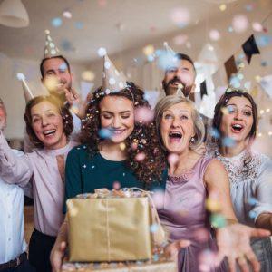 Geburtstagsfeier planen mit der Checkliste