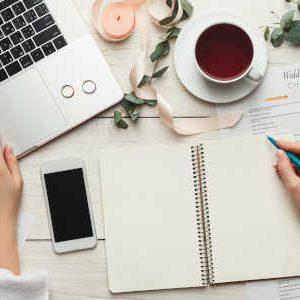 Eine Checkliste für die Hochzeitsplanung