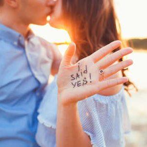 Für eine unvergessliche Verlobungsfeier