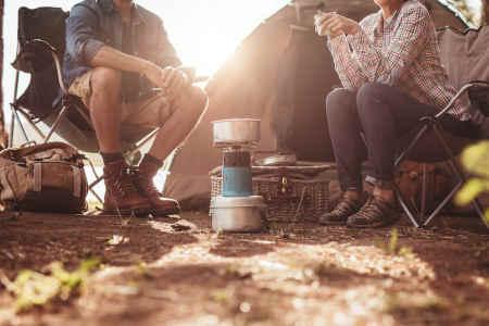 Packen mit der Camping-Checkliste