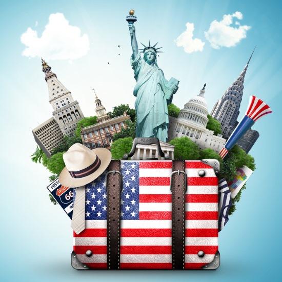 Kostenlose Checkliste USA-Reise als PDF zum Download
