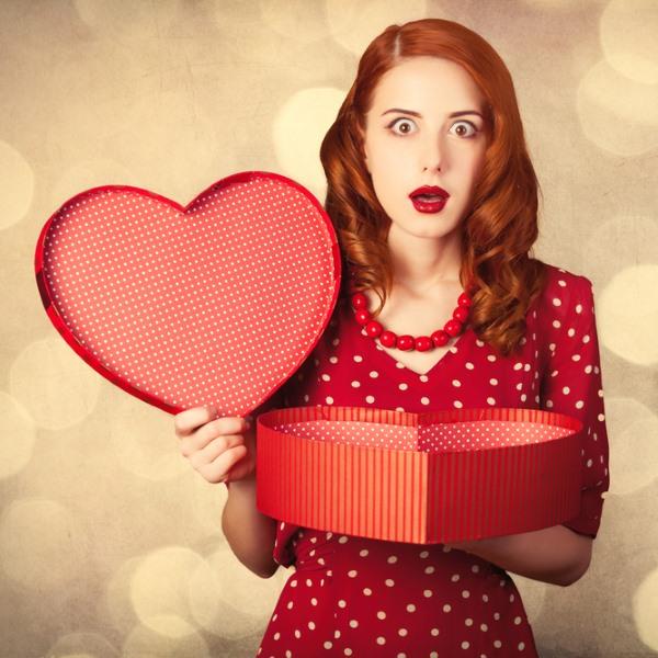 Hervorragende Geschenke-Tipps für den Valentinstag