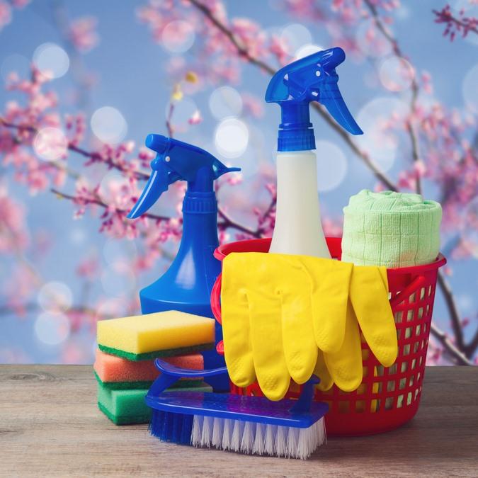Tipps zum Frühjahrsputz