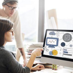 Computerarbeitsplätze ergonomisch und gesundheitsgerecht einrichten