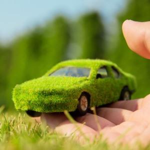 Für die Zukunft: umweltfreundliches Auto fahren