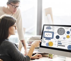 """""""Computerarbeitsplätze ergonomisch und gesundheitsgerecht einrichten"""