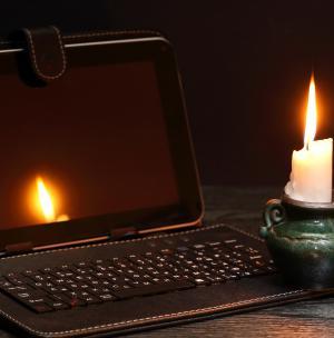 Stromausfall im Unternehmen