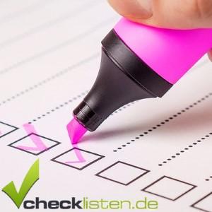 checklisten.de Checklisten-Bild