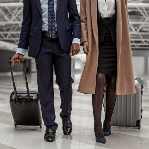 Eine Checkliste für die Dienstreise erleichtert die Planung jeder Art von Geschäftsreise