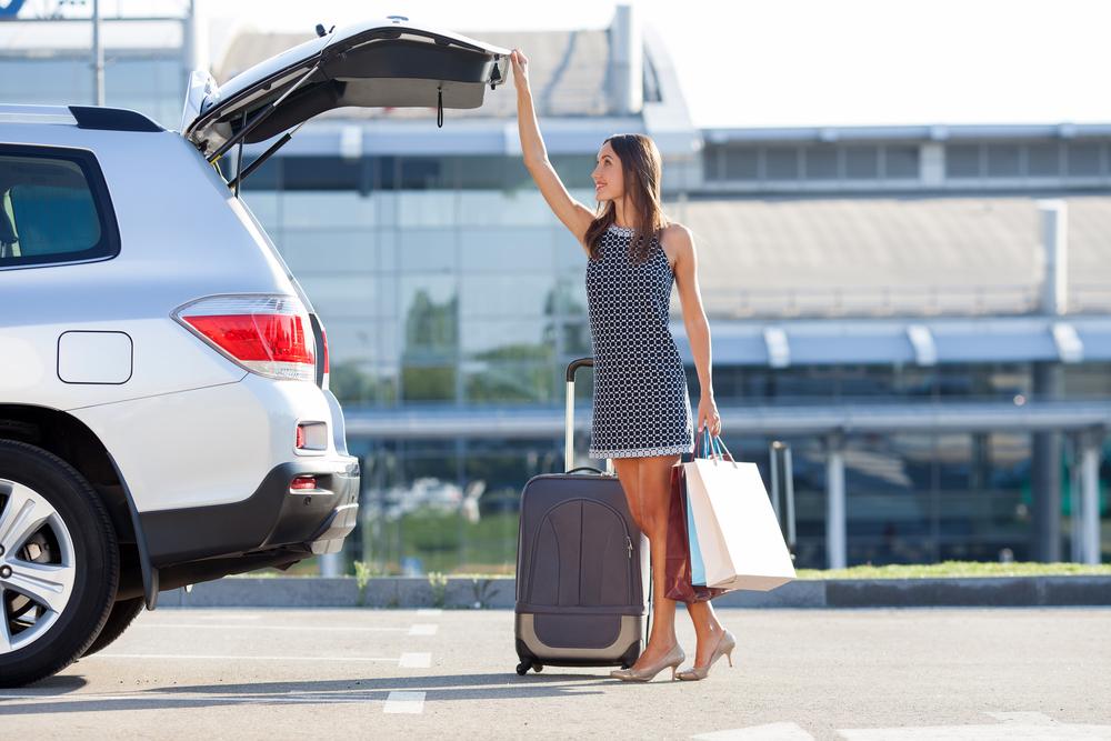 Mit dem Parken am Flughafen beginnt der stressfreie Urlaub