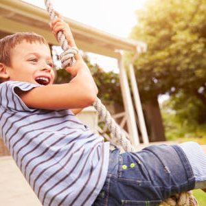 Wie sie Ihren Garten richtig für Kinder gestalten